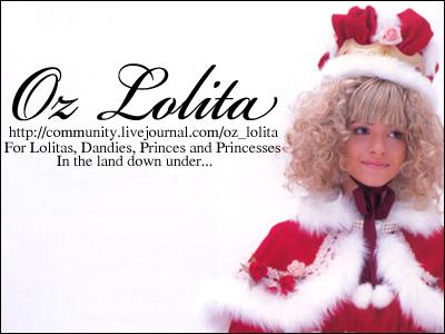 Aussie Lolitas do it better Down Under ;P