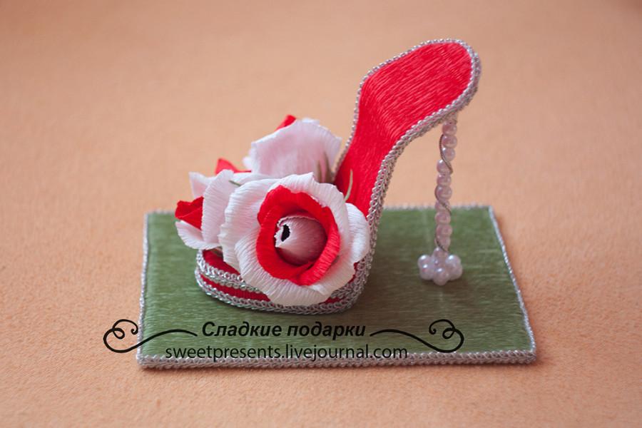 красная туфелька