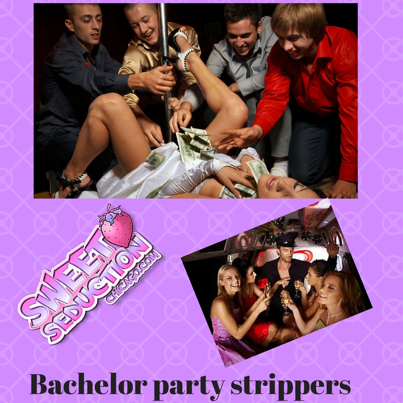 Stripper bachelor party illinois