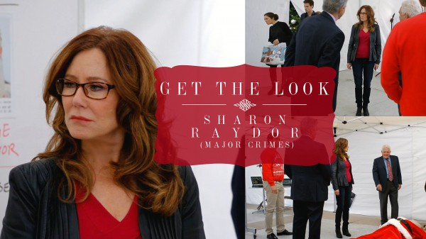 Mary McDonnell red hair