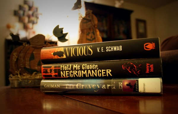October Books Read