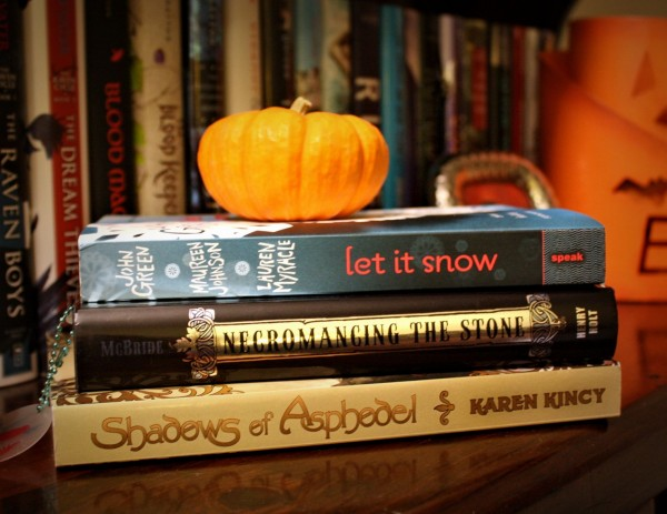 October Books In My Mailbox