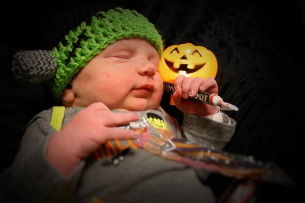 Abel - Halloween 2013