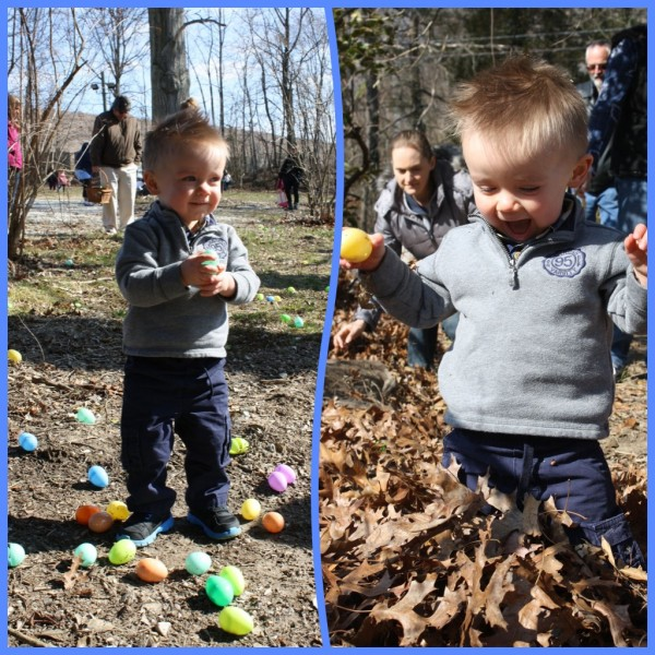 Easter Egg Hunting