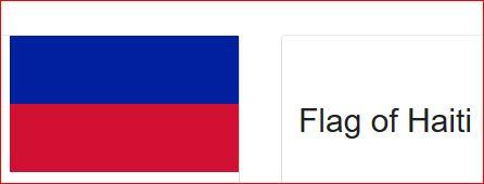 ФлагГаити
