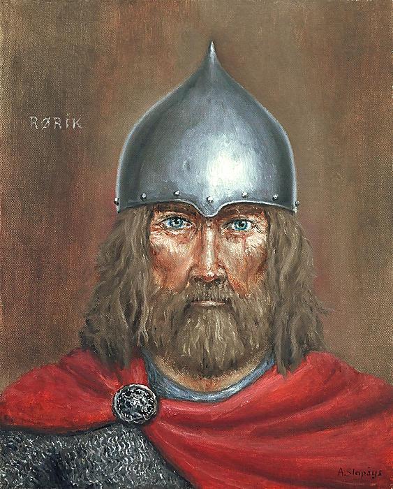 Рорик, художник Arturas Slapsys.