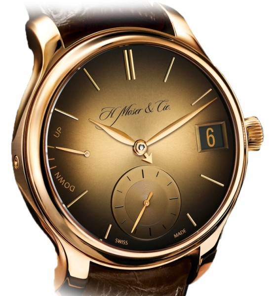 Endeavour Perpetual Calendar Golden Edition