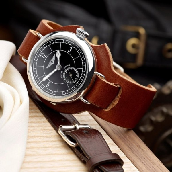 Morgan prototype watch