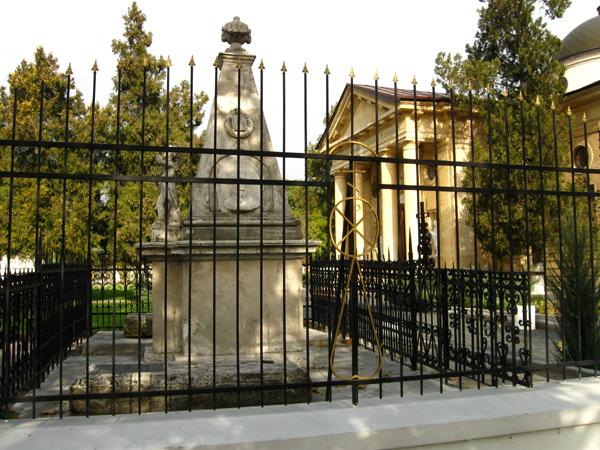 Херсон. Военный некрополь Екатерининского собора