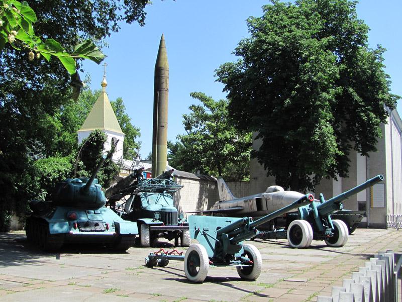 Одесса. Военно-исторический музей Южного оперативного командования