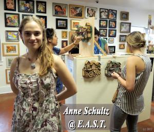 Anne Schultz @ E.A.S.T. Austin,Tx