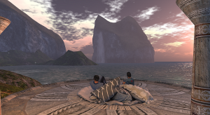 Experiencing Second Life