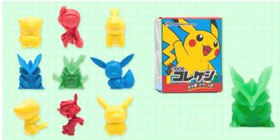 Pokemon Collection Eraiser Poke KoreKeshi PokeCenJP