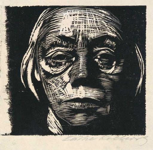 Kollwitz,_Self-portrait_1923