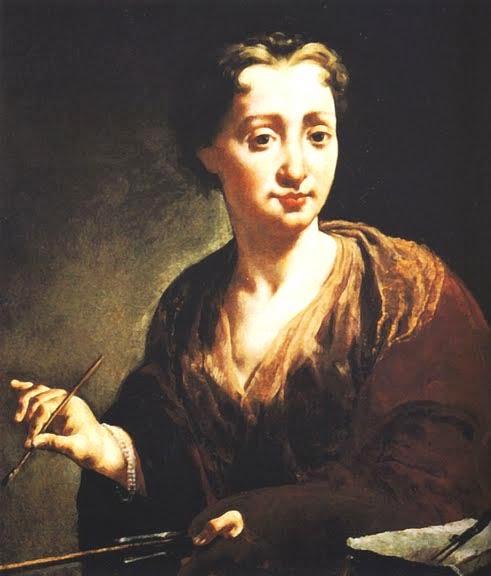 Autoportrait, Giulia Larna