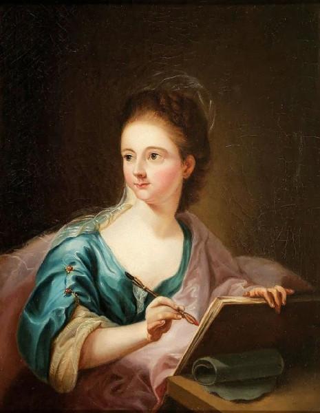 autoportrait, Aimée Duvivier