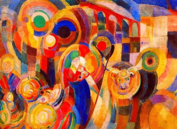 market-at-minho-sonia-delaunay-1915