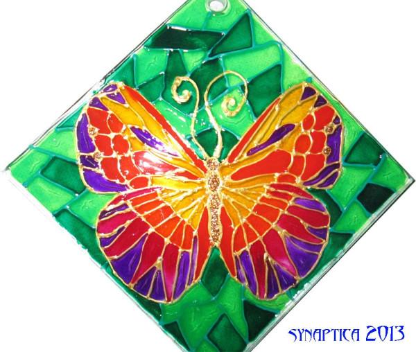 бабочка для Иры