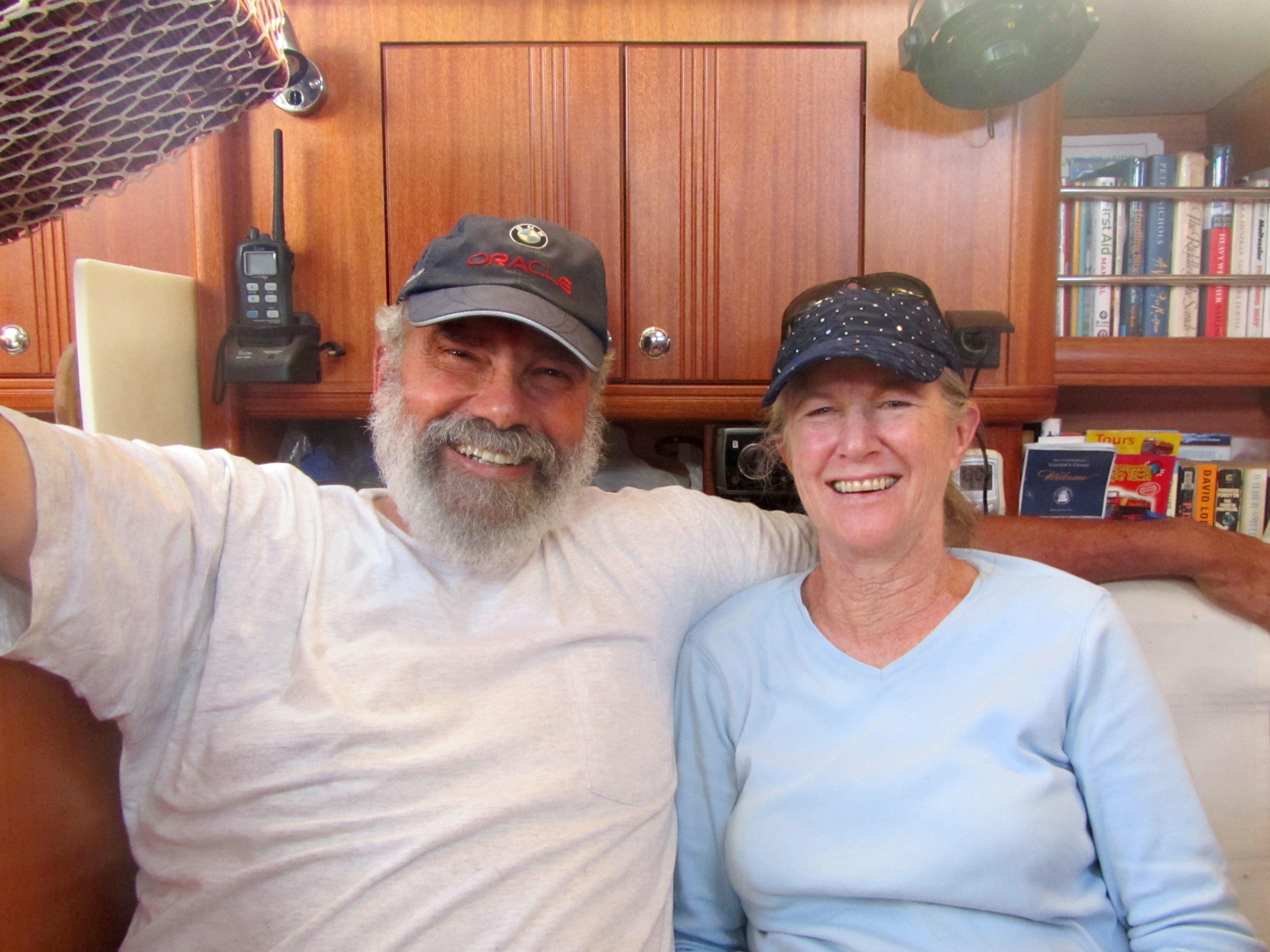 Jim & Sue Corenman