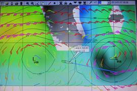 m_6th Jan2013 - reason for no wind while rounding Cape Horn!