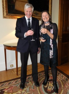 Bob Shepton & Jeanne Socrates 2