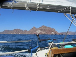 m_Rounding headland SW of Guaymas Bay