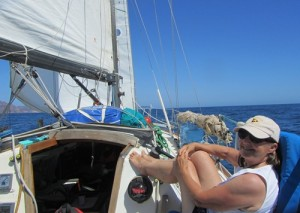 m_Relaxed motor-sail on way to Guaymas