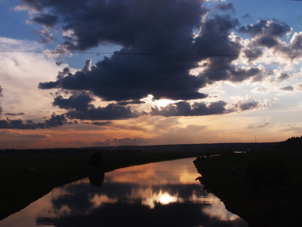 Над рекой