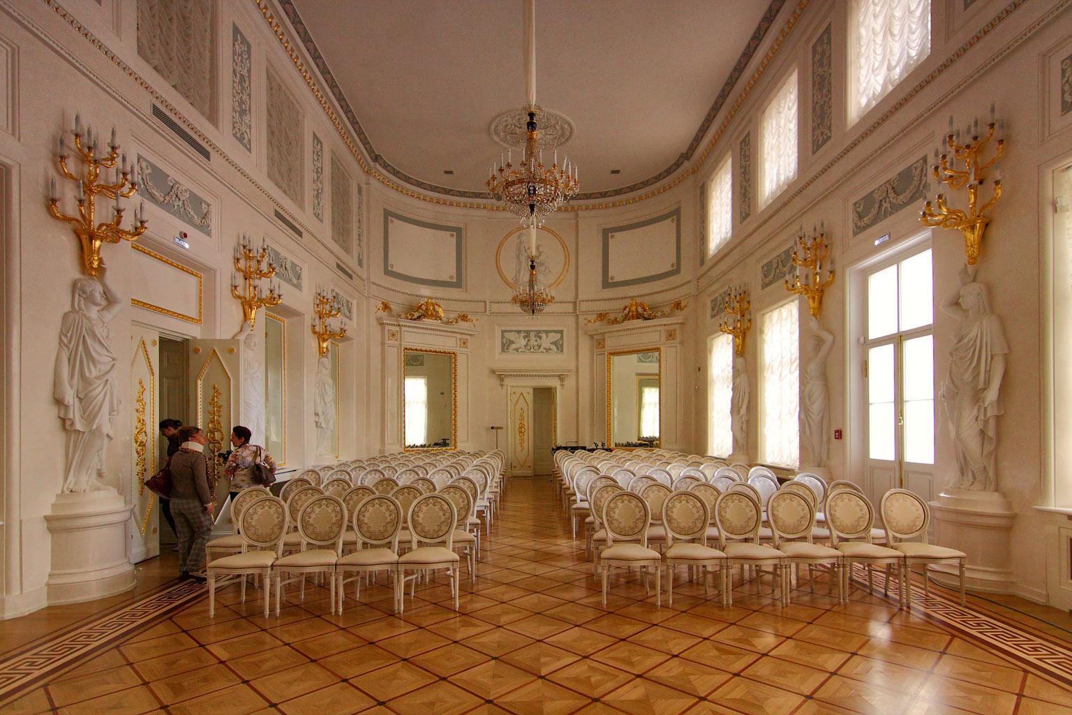 каменноостровский дворец фото внутри