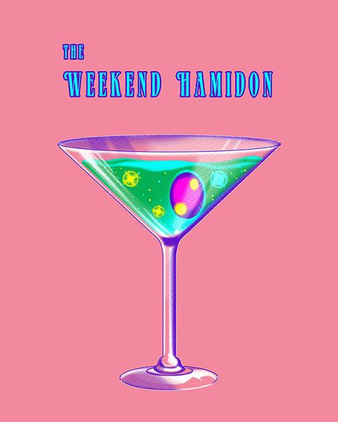 the Weekend Hamidon