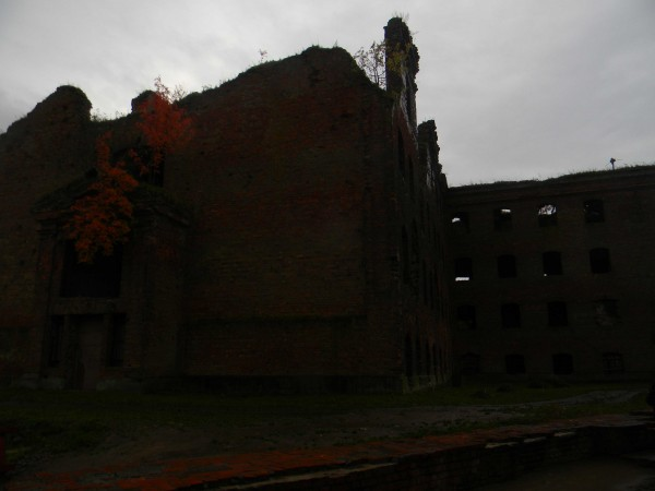 Крепость Орешек внутри - 2
