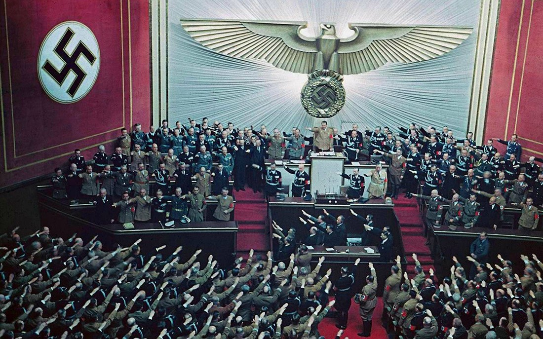 hitlers influence on europe musicians Adolf hitler (german: [ˈadɔlf architecture and music  and a german zone of influence in eastern europe hitler found bülow's goals to be too modest.
