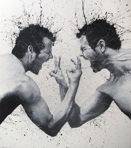Paolo-Trolio-finger-paintings