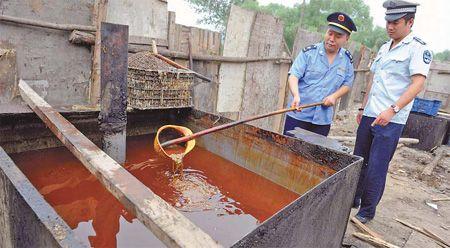 gutter-oil