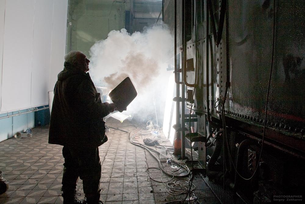 Коридор бессмертия. Фотограф Сергей Захаров