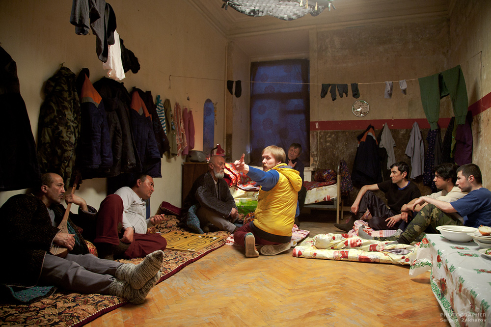 Фильм Звезды. ВГИК-Дебют. Фотограф Сергей Захаров
