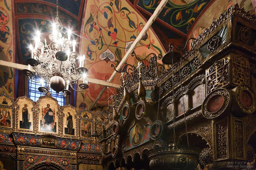 Храм Василия Блаженного. Покровский Собор. Фотограф Сергей Захаров