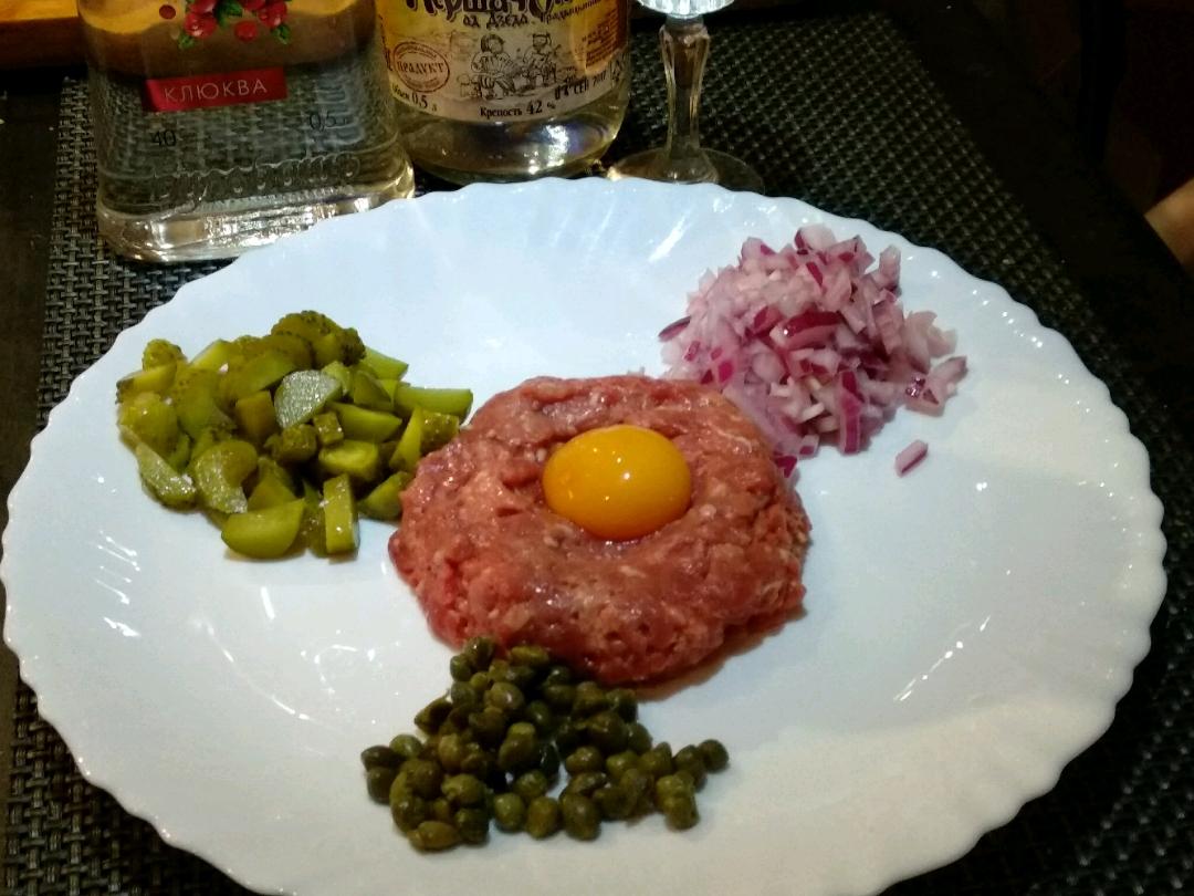 Блюдо из говядины татар — pic 7