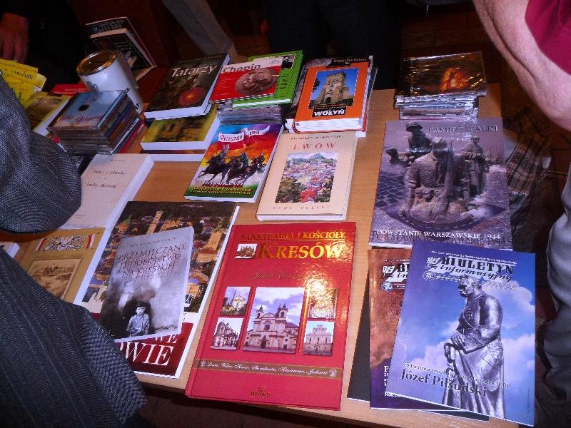 Книги на конференции в Рембертове. 10.07.2010