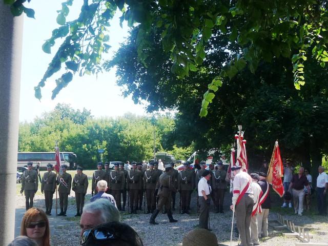 Волынский сквер. Батальон Почётного Караула