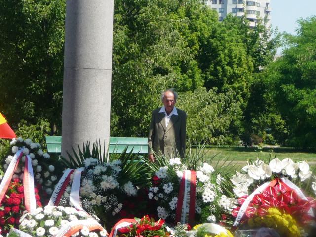 Волынский сквер. Свидетель Волынской резни