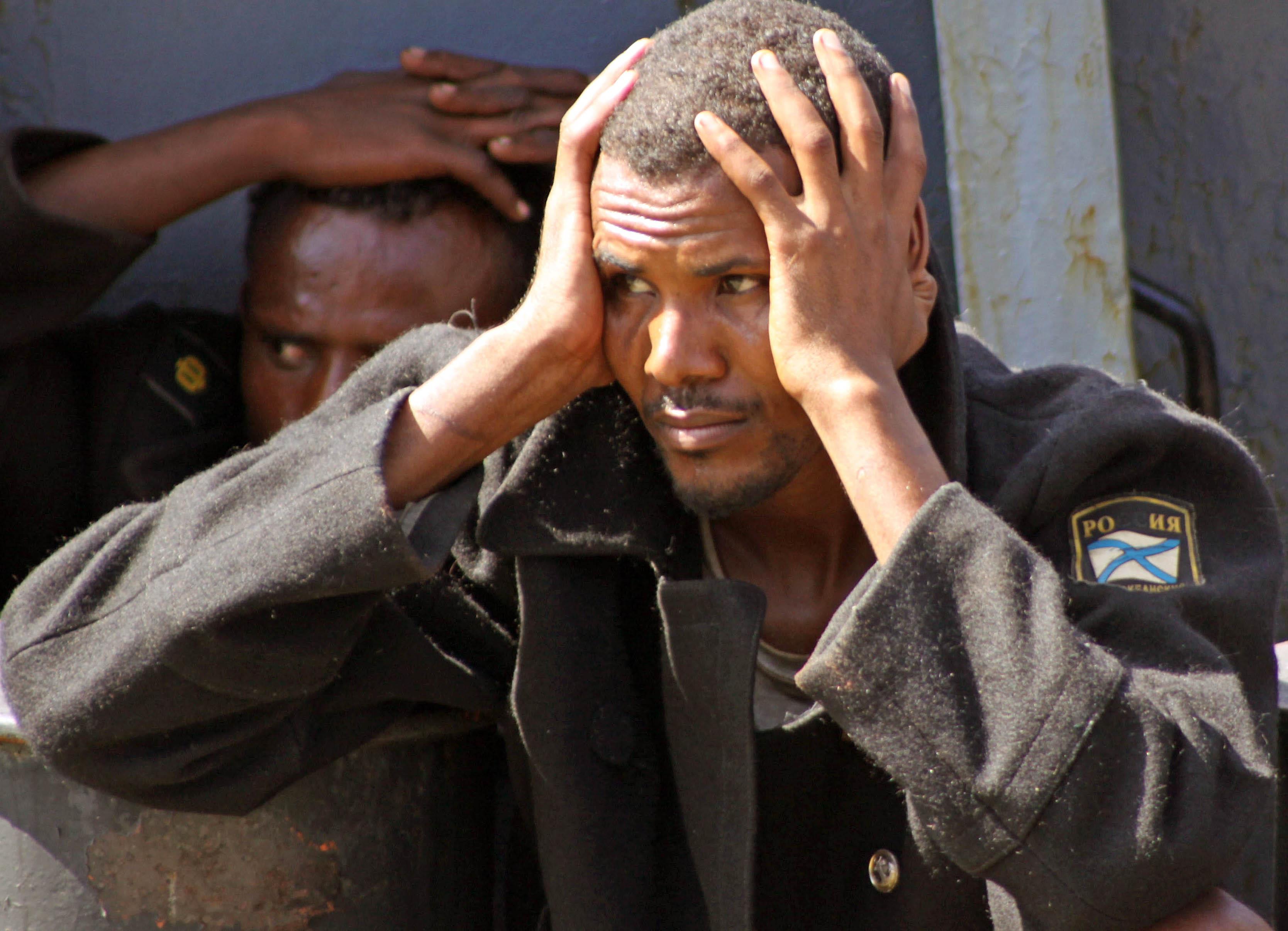 Пираты.Сомалиец-1 Гавриленко, Васильеву от Устинова