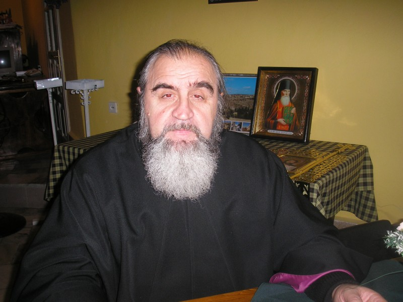 Прот. Димитрий. Фото автора