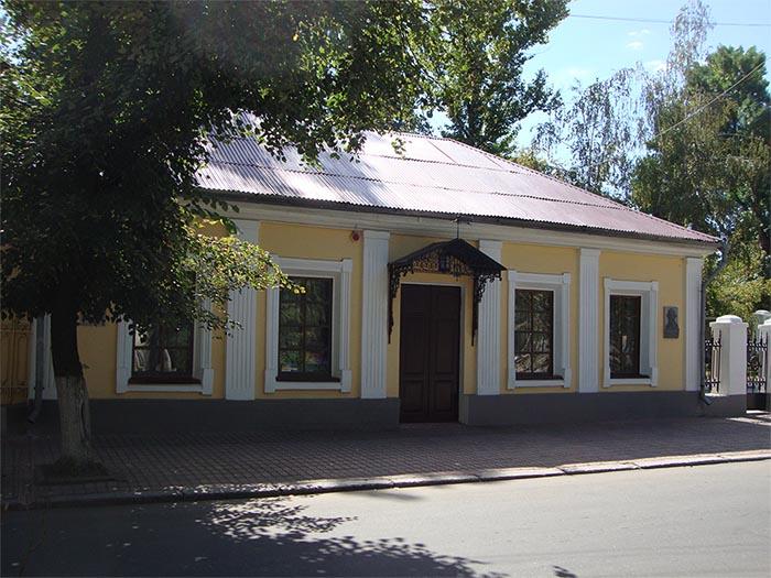 Луганск. Дом В.И. Даля