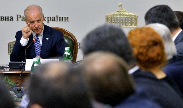 Чем незалежность отличается от независимости: Байден в кресле спикера высшего законодательного органа Украины