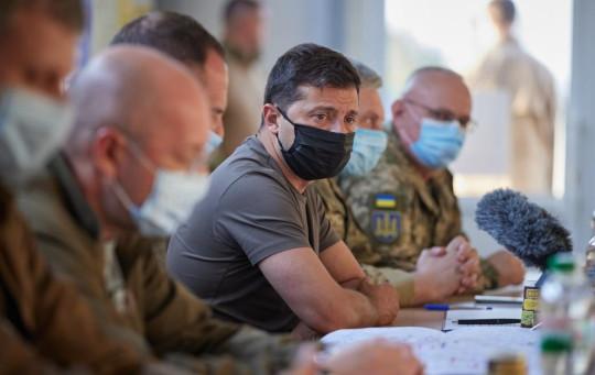 Увольнение Фокина раскрыло истинный подход «президента мира» к «Российско-украинской войне»