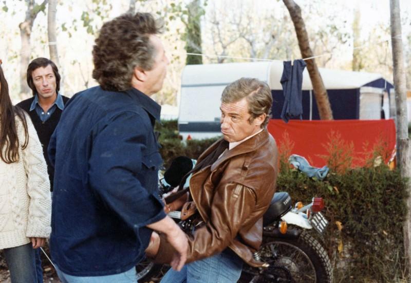 Сцена, не вошедшая в окончательную версию фильма «Кто есть кто» (1979) режиссёра Жоржа Лотнера