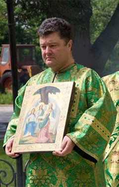 Не уявляю українську матір, яка втратила на Донбасі сина, в Російській православній церкві, - Порошенко - Цензор.НЕТ 8194