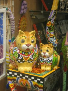 коты с витрины
