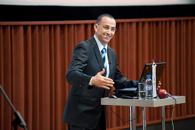 Обзор открытой лекции Моти Кристала по ведению переговоров
